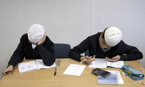 Grammar schools lose top spots after league table shakeup