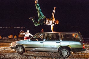 The parkour's the thing … National Theatre of Scotland's Ignition