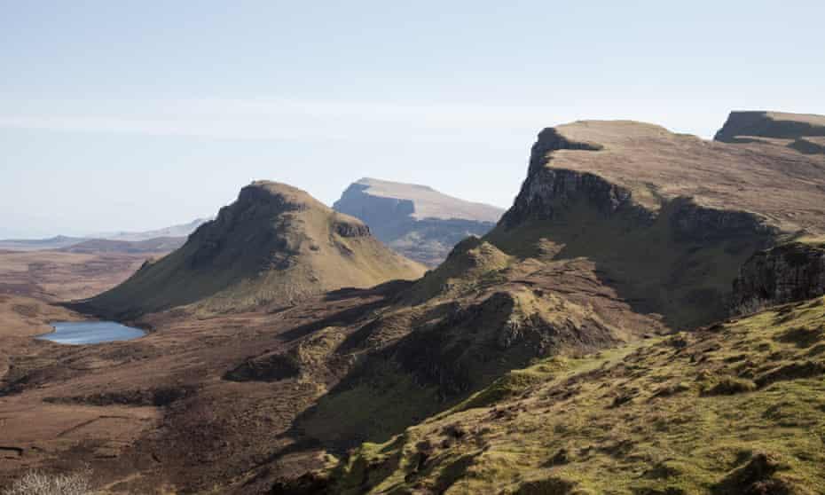 Quiraing. Wild Guide Scotland