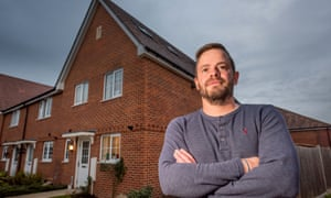 Paul Hanna received a demand for £700 'estate rentcharges' on his West Sussex home on top of the service charge he already pays.