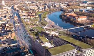 New-look north-east … design proposals for Stockton's waterfront