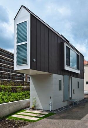 Riverside House, Kota Mizuishi, 2011, Sugunami-ku, Tokyo Prefecture