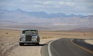 Elvis's Rolls-Royce, in The King.