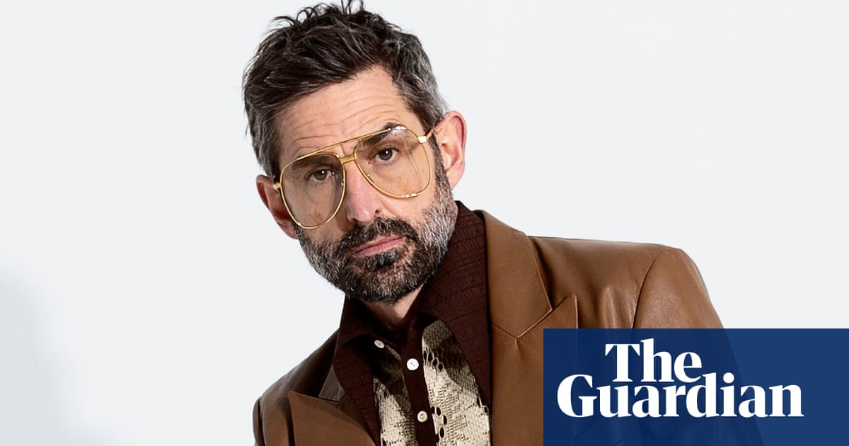 Louis Theroux: 'I worry about not coming up to scratch'