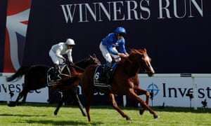Masar and William Buick