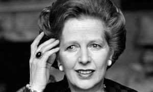 Margaret Thatcher: the biggest rise in the number of economically inactive people happened under her governments.