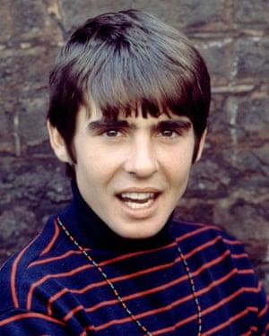 Davy Jones in 1967.
