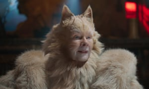 'Five foxes fucking on my back' … Judi Dench on her Cats coat