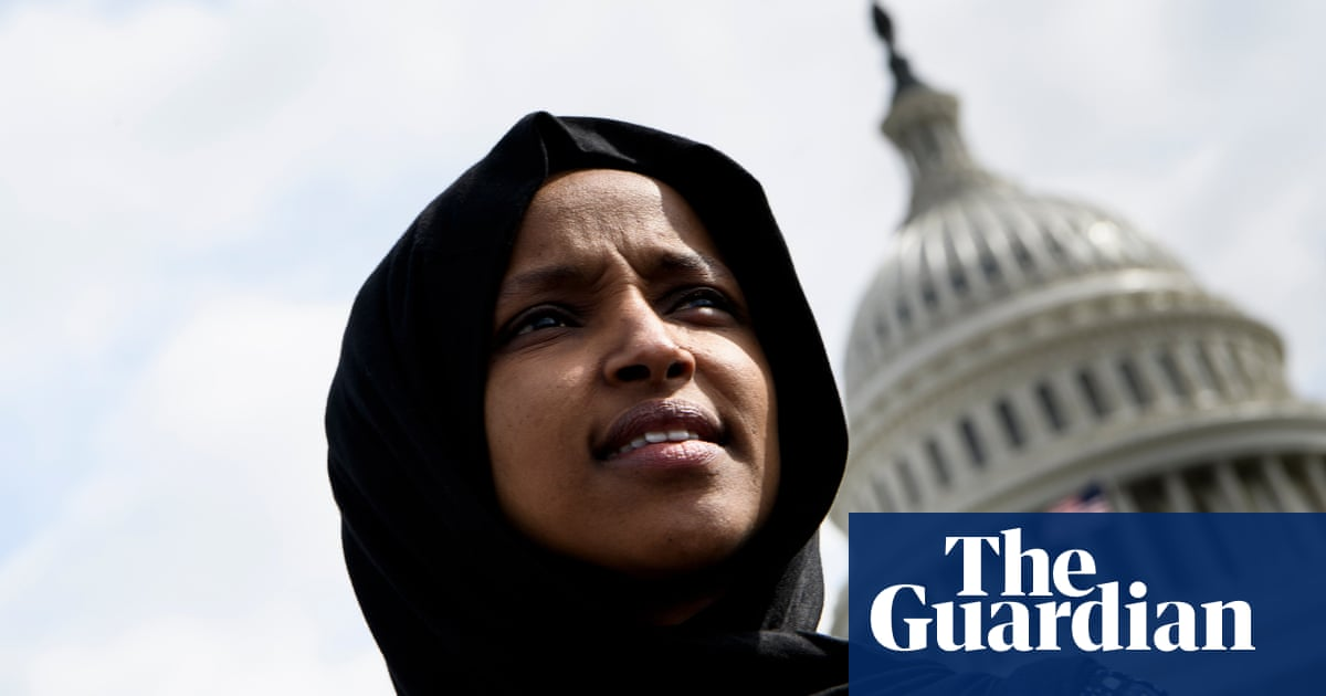 How Trump distorts facts to make Ilhan Omar seem like an enemy to the US