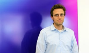 Jonah Peretti, founder and CEO at Buzzfeed