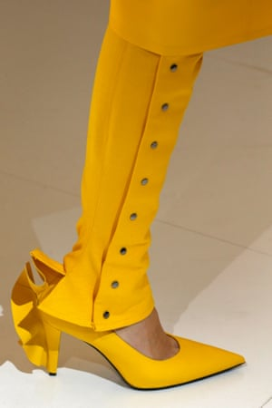 Protective overshoes reimagined.