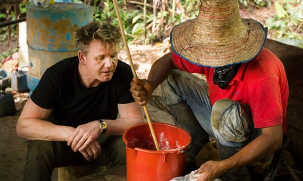 Gordon Ramsay on Cocaine review – everyone's at it, even on