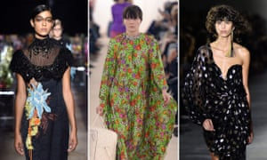 Dries Van Noten, Balenciaga and Saint Laurent SS17, Paris fashion week