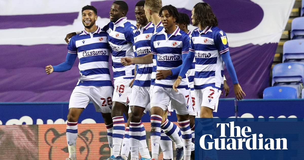 Championship roundup: Lucas João sends Reading top after Bristol City lose