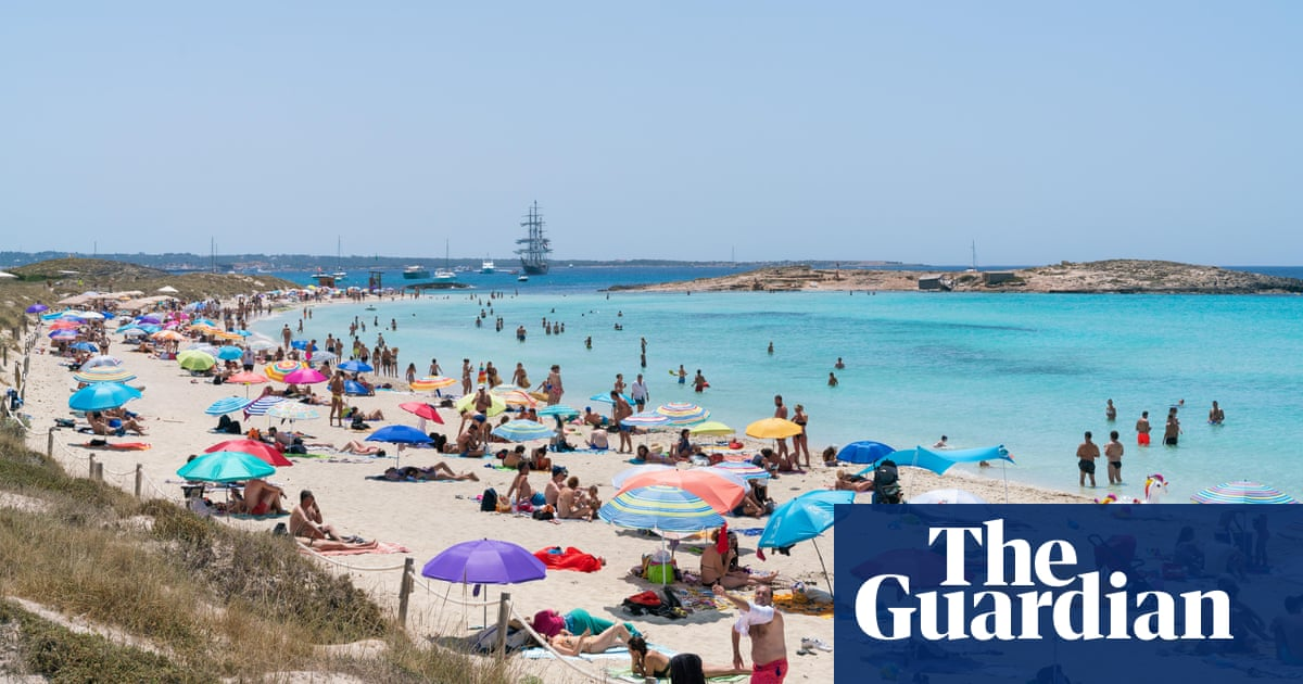 Britons will need negative Covid test or both jabs to travel to Balearics