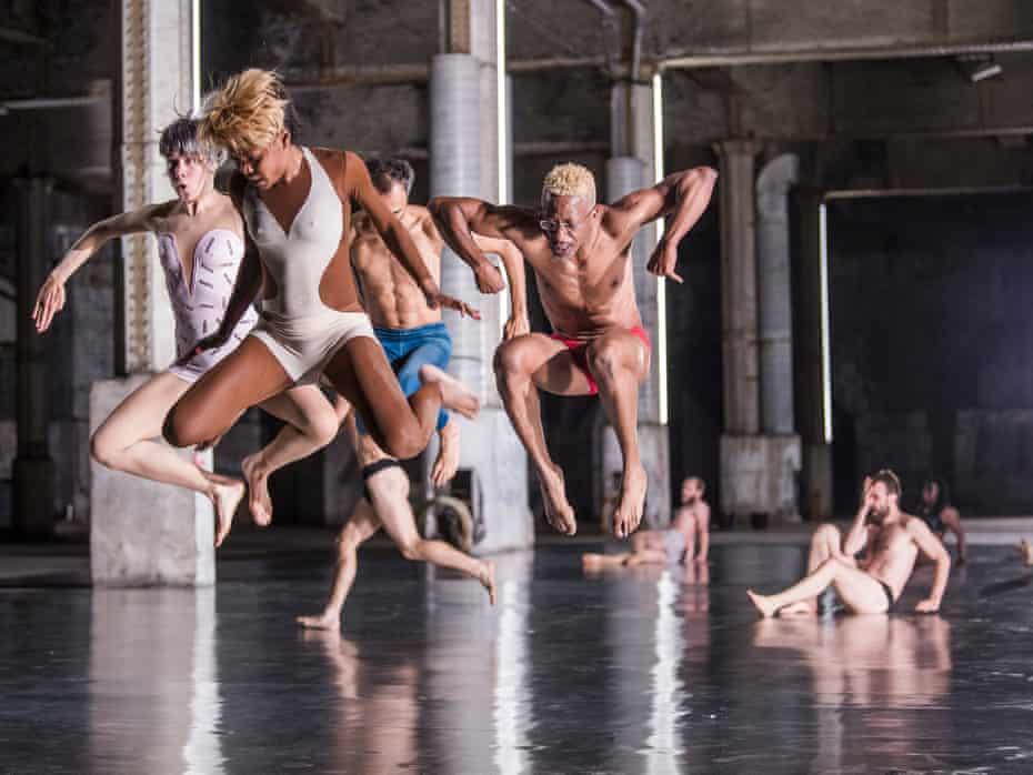 Exhilarating and enervating in equal measure … choreographer Boris Charmatz's 10,000 Gestures.