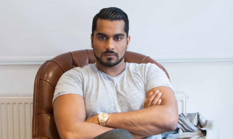 Umar Kamani, the founder and chief executive of Pretty Little Thing.