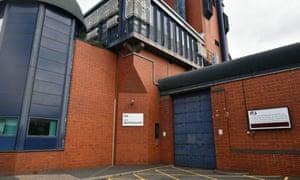 HMP Birmingham prison