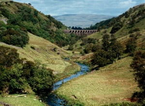 """Smardale – now part of the Yorkshire Dales """"Smardale, with its splendid viaduct, is now part of the Yorkshire Dales national park."""""""