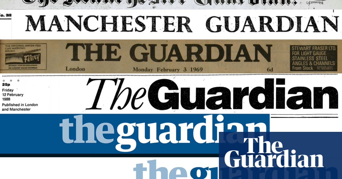 Key moments in the Guardian's history: a timeline | GNM ...