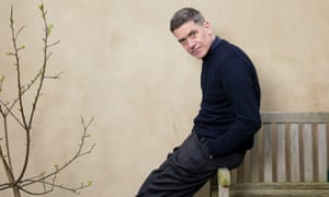Writer Will Ashon was photographed at home in London