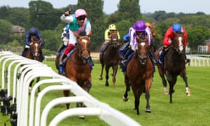 Enable win the Eclipse Stakes this month with her mares allowance.