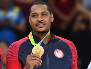 Carmelo Anthony teamed up with businessman Stuart Goldfarb in 2013 to launch Melo7 Tech Partners, a venture capital firm that has invested in companies including Lyft and SeatGeek.