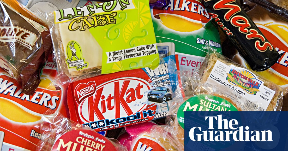 Food strategy calls for £3bn sugar and salt tax to improve UK's diet