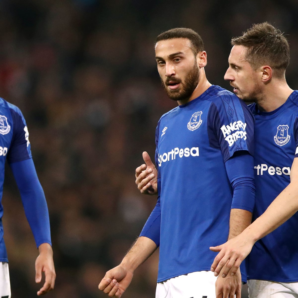 Sam Allardyce Feeling Blue After Horror Show Leaves Everton Stuck In Another Rut Everton The Guardian