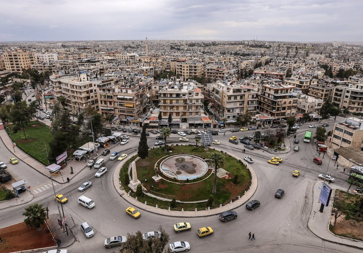 Daily life in Syria's largest city – in pictures | Art and ...