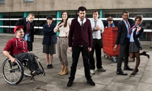Jack Whitehall in Bad Education.