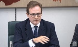 Committee chairman Tom Tugendhat.