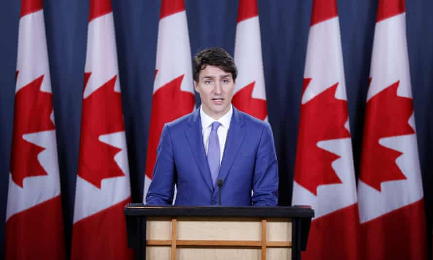 Members of the country's Liberal party, led federally by Justin Trudeau, are calling on their government to decriminalize possession and consumption of all illicit drugs.