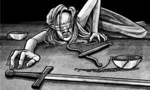 Domestic violence justice