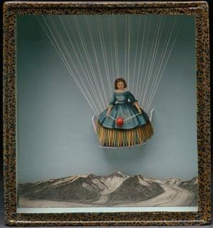 Joseph Cornell, Untitled (Tilly Losch), c 1935-38