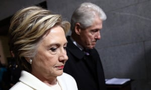 Hillary Clinton, the Democrats' defeated 2016 candidate, and her husband Bill, the former president, are beginning a tour of North American cities this month.