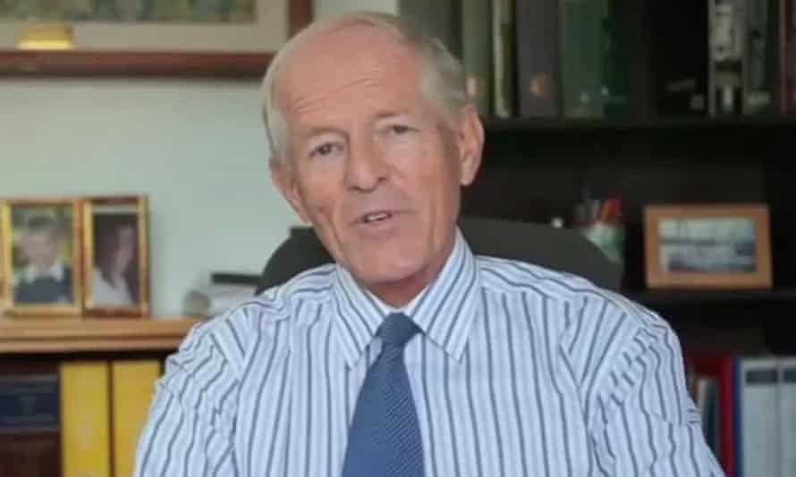 John                       Smyth QC fought legal battles for 'Christian                       values' in Britain's courts.