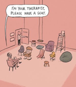 Berger & Wyse on therapists – cartoon