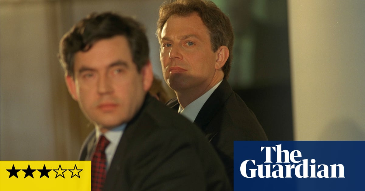 Blair & Brown: The New Labour Revolution review – the ruthless rise of No 10's odd couple
