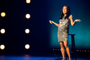 Ali Wong: pregnant and funny.