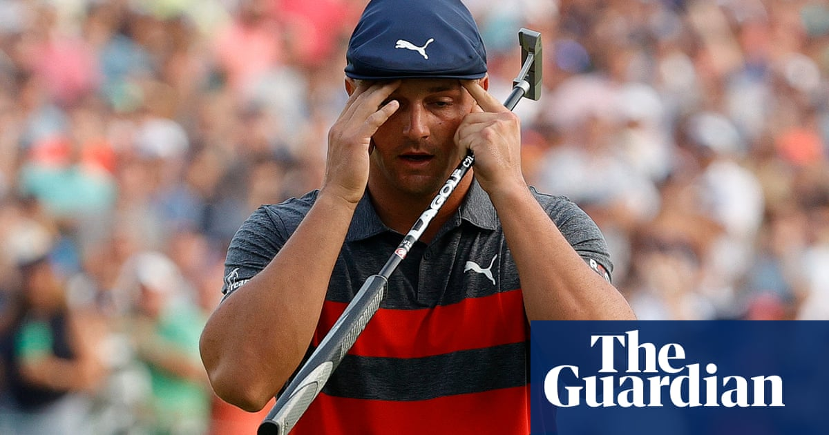 Spectators bawling Koepka's name at Bryson DeChambeau to be ejected