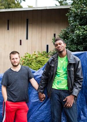 Cody and Isaiah.
