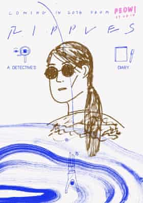 Ripples by Wai Wai Pang (June, Peow! Studio)