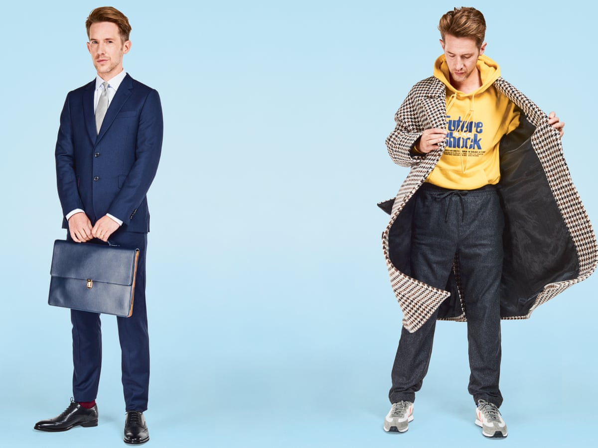 The New Workwear Has The Suit Finally Died Men S Suits The Guardian