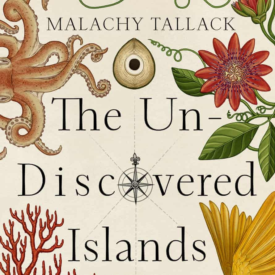 Cover of The Un-Discovered Islands: An Archipelago of Myths and Mysteries, Phantoms and Fakes by Malachy Tallack