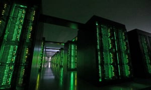 Japan's Fugaku supercomputer.