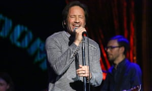 Duchovny singing