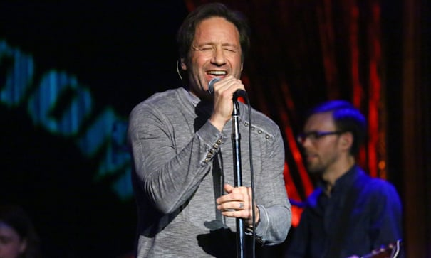 David Duchovny: 'I can't play Mulder the way I did  That