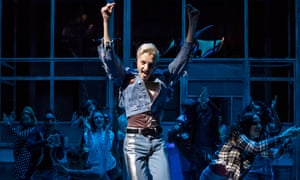 John McRea stars in Everybody's Talking About Jamie at the Crucible theatre, Sheffield.