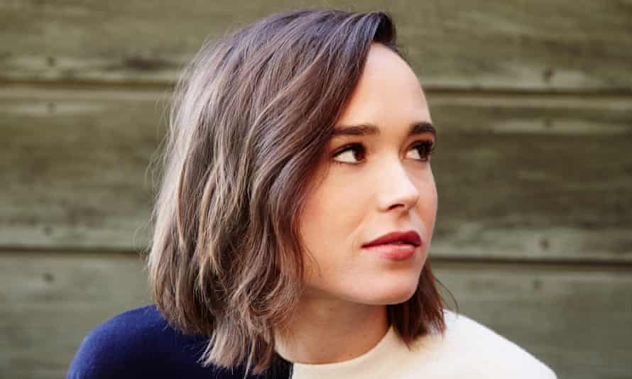 Ellen Page says director outed her as gay with 'no regard for my well-being, an act we all recognize as homophobic'.
